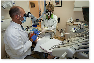 Endodontisty Operative Rooms